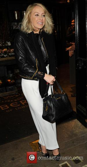 Laura Hamilton - mothers2mothers World AIDS day 'Gifts for Goddesses' charity event at Liberty London at Liberty's London - London,...