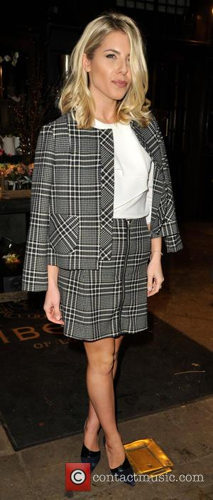Mollie King - mothers2mothers World AIDS day 'Gifts for Goddesses' charity event at Liberty London at Liberty's London - London,...