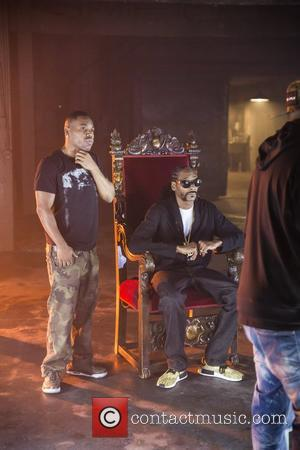 Snoop Lion, Snoop Dogg and Tyrin Turner