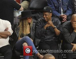 Jay Z and Beyonce'