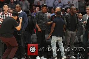 Kevin Hart and Jay Z