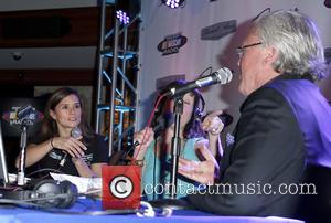 Danica Patrick, Claire B Lang and Ron White