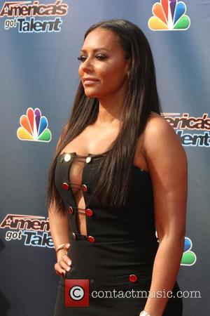 Mel Brown , Mel B - America's Got Talent photocall at the Pasadena Civic Auditorium at Pasadena Civic Auditorium -...