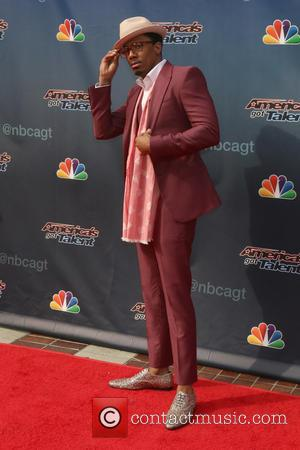 Nick Cannon - America's Got Talent photocall at the Pasadena Civic Auditorium at Pasadena Civic Auditorium - Pasadena, California, United...