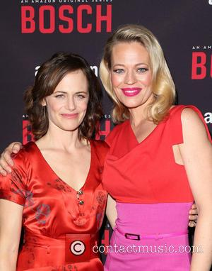 Sarah Clarke and Jeri Ryan