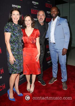 Mimi Rogers, Sarah Clarke, Titus Welliver and Jamie Hector