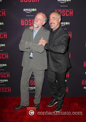 Xander Berkeley and Titus Welliver