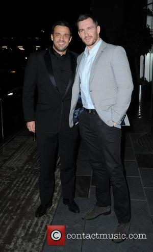 Jamie Lomas and Antony Quinlan