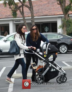 Jordana Brewster and Isabella Brewster
