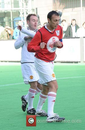 Alan Halsall and Chris Bisson