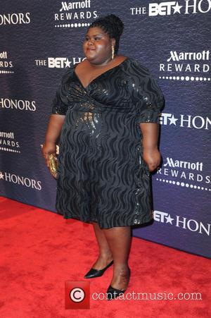 Gabourey Sidibe - 2016 BET Honors held at the Warner Theater - Arrivals - Washington, District Of Columbia, United States...