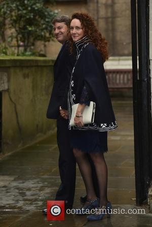 Charlie Brooks and Rebekah Brooks