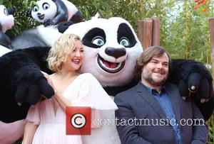 Kate Hudson and Jack Black