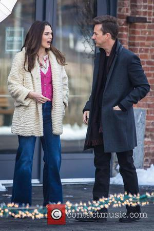 Keira Knightley and Edward Norton