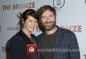 Katie Aselton and Mark Duplass