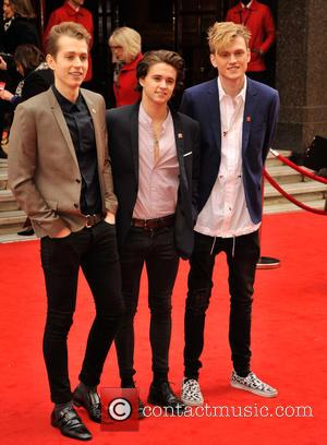 The Vamps, Tristan Evans and Bradley Simpson