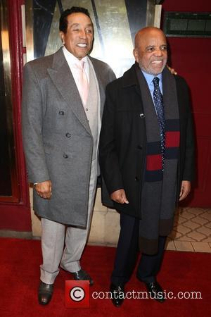 Smokey Robinson and Berry Gordy