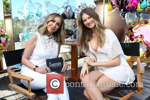 Diana Madison and Behati Prinsloo