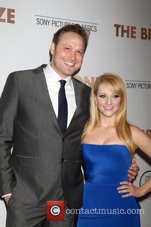 Winston Rauch and Melissa Rauch