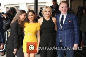 Brooke Vincent, Tisha Merry, Katie Mcglynn and Colson Smith