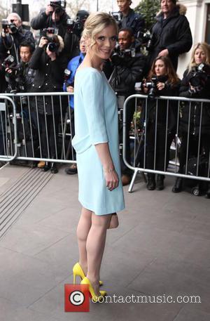 Emilia Fox - TRIC Awards 2016 held at Grosvenor House - Arrivals at Grosvenor House - London, United Kingdom -...