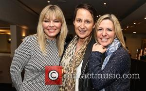 Kate Thornton , Carol McGiffin - Celebs attend End of The Rainbow Gala Night at Churchill Theatre, Bromley - London,...