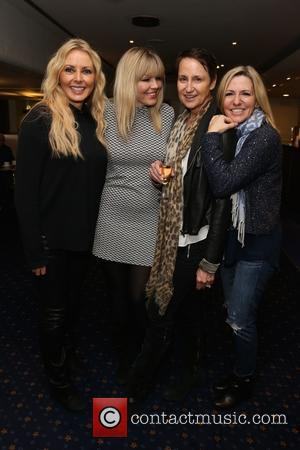 Carol Vorderman, Kate Thornton and Carol Mcgiffin