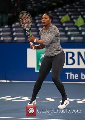 """Serena Williams Engaged To """"The Luckiest Nerd Of Them All"""" Alexis Ohanian"""