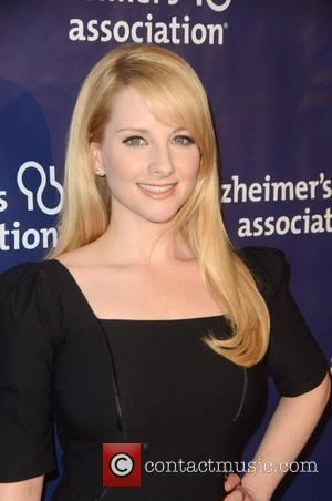 Melissa Rauch - 24th and final 'A Night at Sardi's' to benefit the Alzheimer's Association at The Beverly Hilton Hotel...