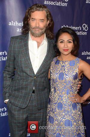 Timothy Omundson and Karen David