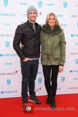Sam Branson and Isabella Branson