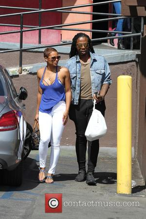 Eva Marcille and Ej King