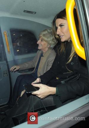 Sandra Beckham and Joanne Beckham