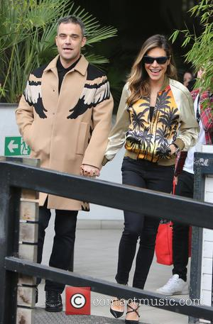 Ayda Field: 'I Met Robbie Williams At The Right Time'