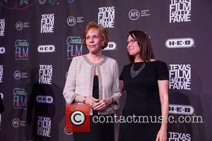 Carol Burnett and Rebecca Campbell