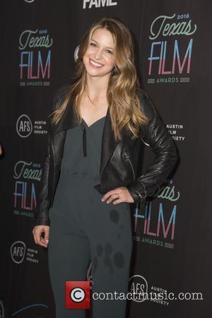 Melissa Benoist - Austin Film Society's 2016 Texas Film Awards at Austin Studios at Austin Studios - Austin, Texas, United...