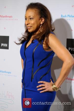Tamara Tunie - Russell Simmons' Rush Philanthropic Arts Foundation's Annual Rush HeARTS Education Luncheon - New York, New York, United...