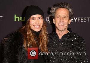 Veronica Grazer and Brian Grazer