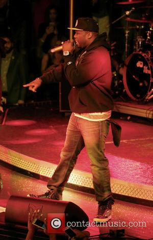 50 Cent - Drai's LIVE Presents 50 Cent and Jeremih at Drai's Nightclub Las Vegas at Drai's Nightclub at The...