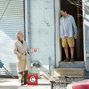 Dustin Hoffman and Adam Sandler