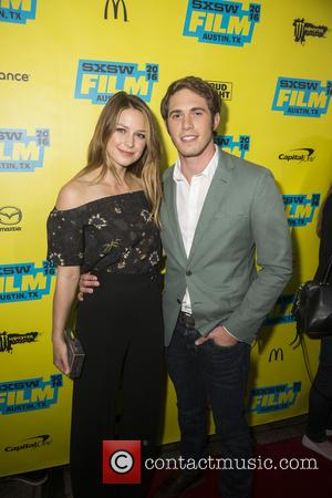 Melissa Benoist , Blake Jenner - 'Everybody Wants Some' premiere at SXSW - Arrivals at Paramount Theater - Austin, Texas,...