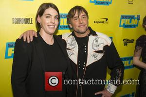 Megan Ellison and Richard Linklater