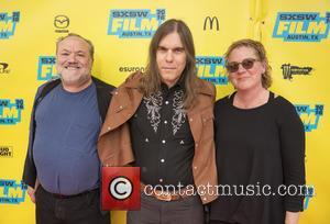 Louis Black, Graham Reynolds and Karen Bernstein