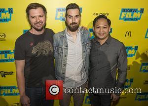 Jacob Jaffke, Ti West and Peter Phok