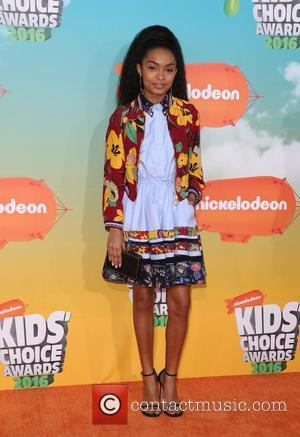 Yara Shahidi - Nickelodeon Kids' Choice Awards 2016 - Arrivals at The Forum, Nickelodeon Kids' Choice Awards - Inglewood, California,...