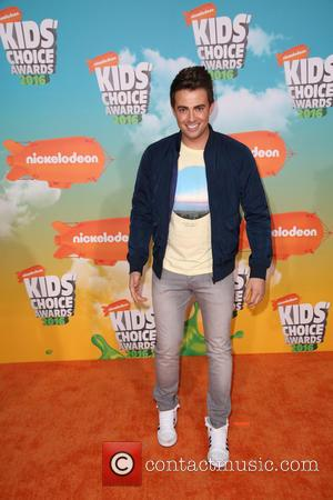 Jonathan Bennett - Celebrities attend Nickelodeon's 2016 Kids' Choice Awards at The Forum. at The Forum, Kids' Choice Awards -...