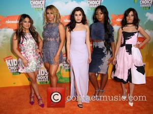 Fifth Harmony, Ally Brooke, Dinah-jane Hansen, Lauren Jauregui and Normani Kordei