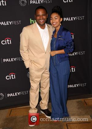 Anthony Anderson and Yara Shahidi