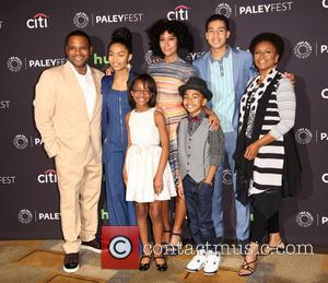 Anthony Anderson, Yara Shahidi, Marsai Martin, Tracee Ellis Ross, Miles Brown, Marcus Scribner and Jenifer Lewis