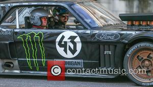 Matt Leblanc and Ken Block